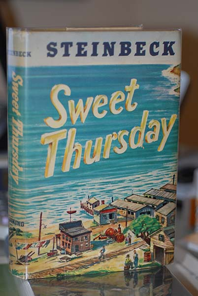 Image for Sweet Thursday (1st Printing)