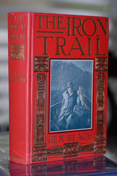 Image for The Iron Trail (First Printing)