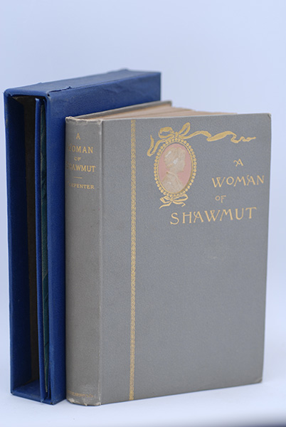 Image for A Woman Of Shawmut: A Romance Of Colonial Times (First Printing)