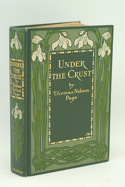 Image for Under The Crust (1st Printing)