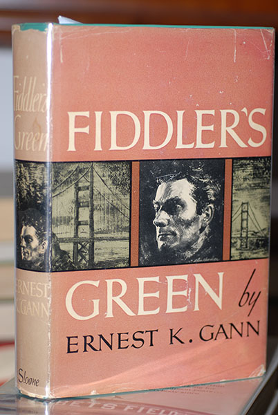 Image for Fiddler's Green (First Printing)