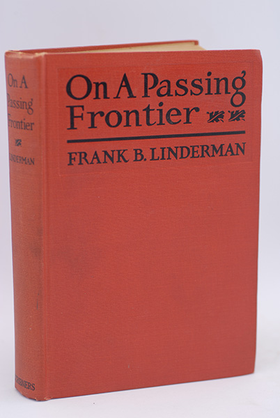 Image for On A Passing Frontier: Sketches From The Northwest