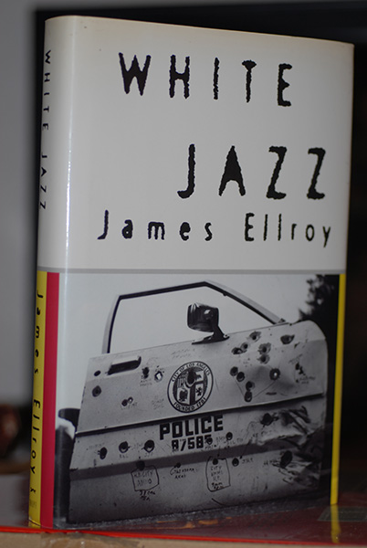 Image for White Jazz (Signed 1st Print)