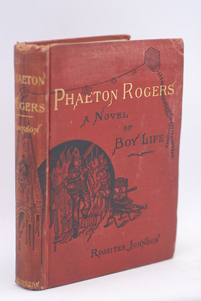 Image for Phaeton Rogers: A Novel of Boy Life