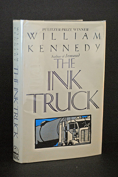 Image for The Ink Truck (Signed)