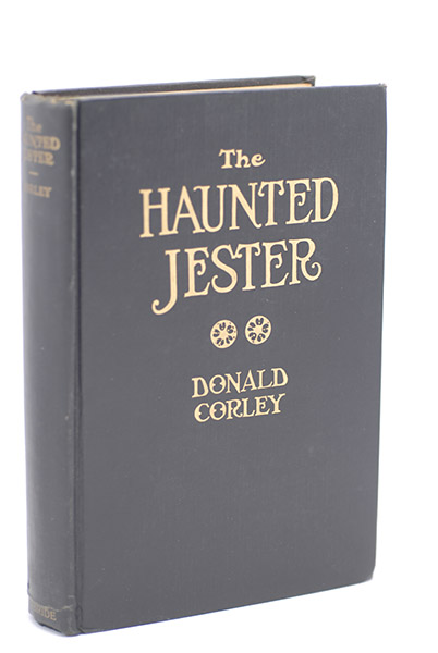 Image for The Haunted Jester (1st Printing)