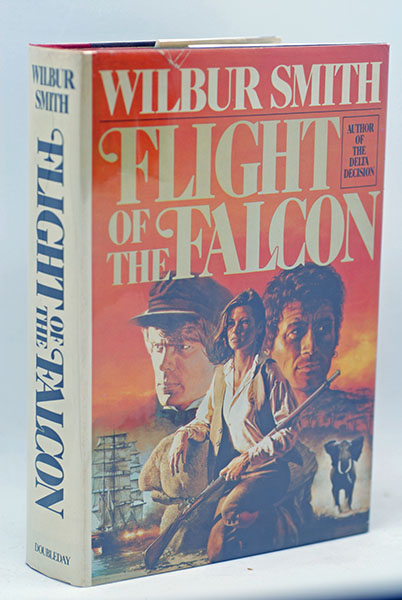 Image for Flight of The Falcon (1st Printing)