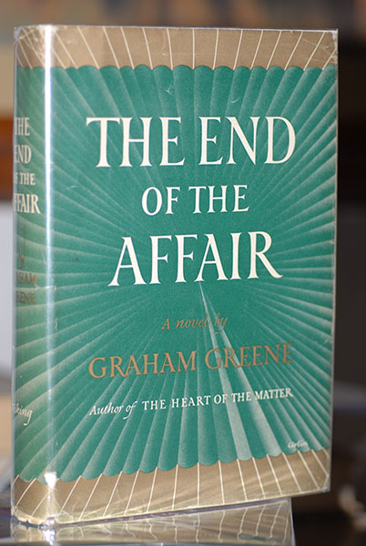 Image for The End Of The Affair (First Printing)