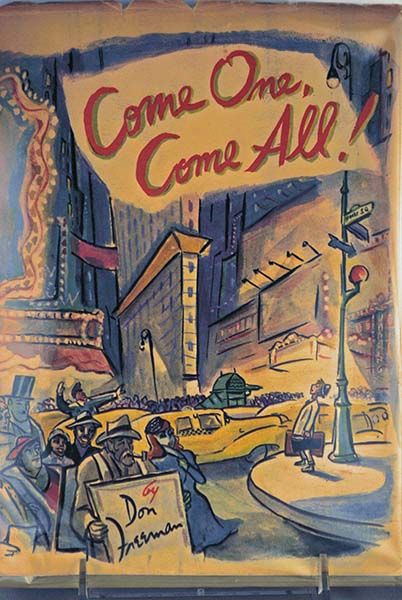 Image for COME ONE, COME ALL! (First Edition)