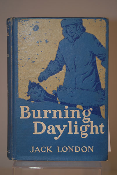BURNING DAYLIGHT-(First printing)