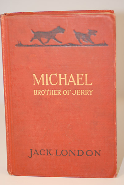 Image for MICHAEL BROTHER OF JERRY- (First Printing)