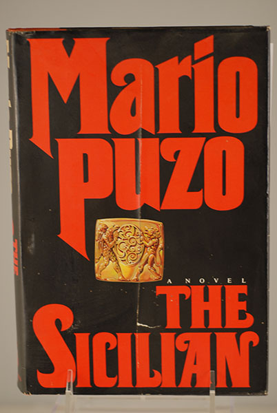 Image for The Sicilian: A Novel (First Edition)
