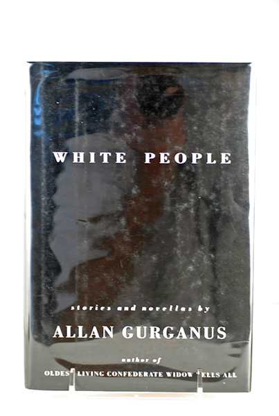 Image for White People (First Printing-Signed)