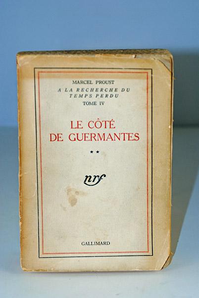LE CITE DE GUERMANTES (Tome IV)