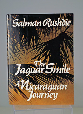 Image for The Jaguar Smile: A Nicaraguan Journey- (Signed)