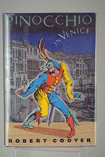 Image for Pinocchio in Venice
