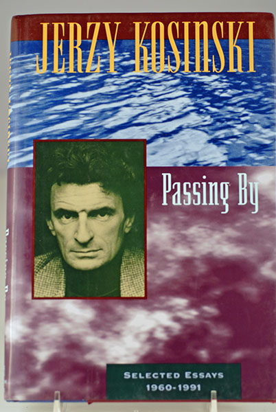 Image for Passing by: Selected Essays 1962-1991