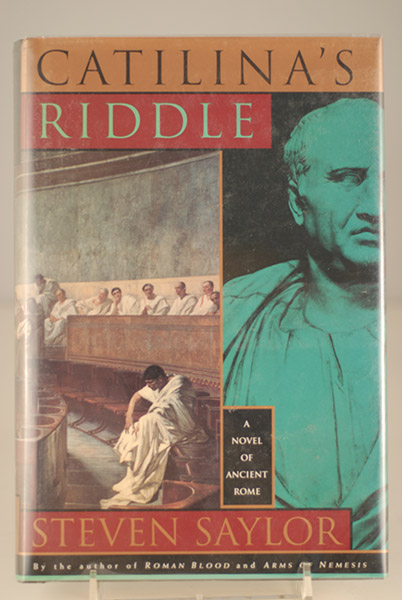 Image for Catalina's Riddle- (Signed & Inscribed)