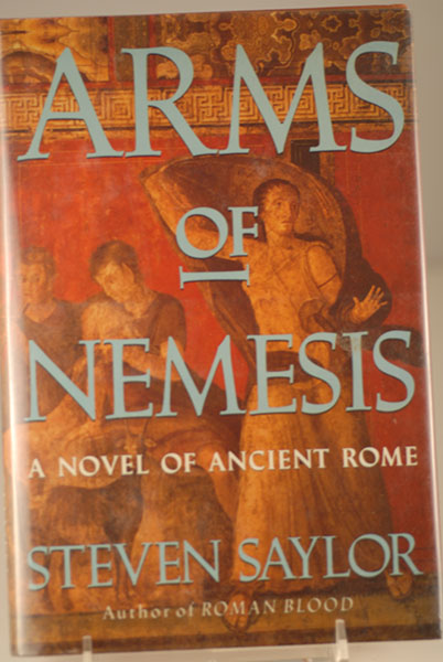 Image for Arms of Nemesis - (Signed & Inscribed)