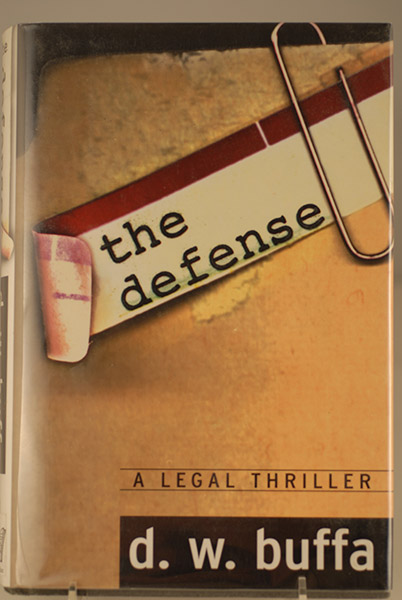 Image for The Defense (First Printing)
