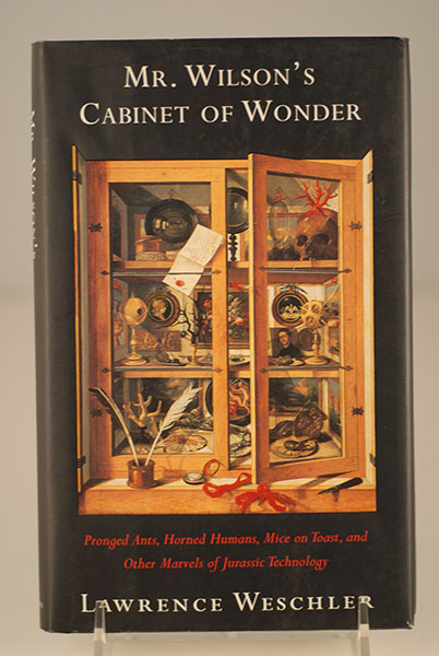 Image for Mr. Wilson's Cabinet of Wonder (Review Copy Signed))