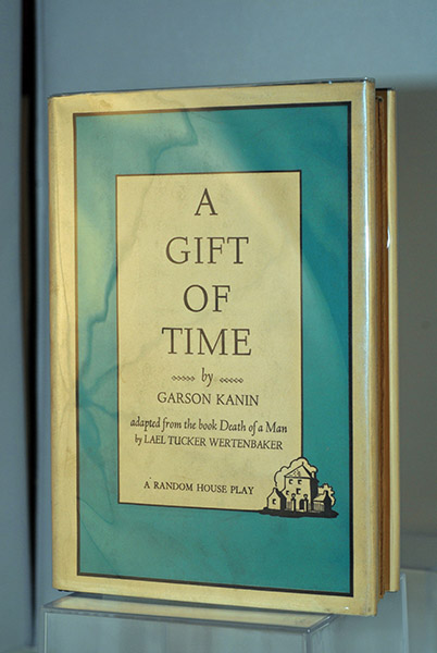 Image for A GIFT OF TIME