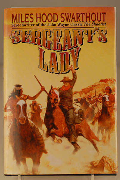 Image for The Sergeant's Lady--(Signed By Author)