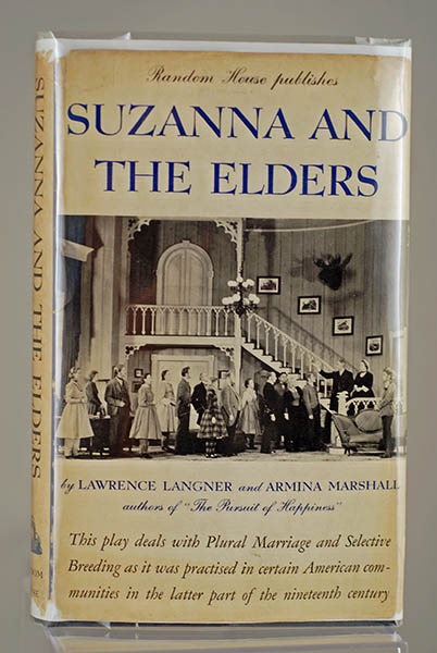 Image for SUZANNA AND THE ELDERS (Signed By the Authors)