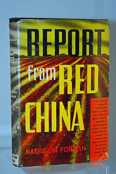 Image for REPORT FROM RED CHINA