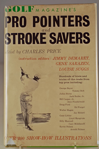 Image for GOLF MAGAZINE'S PRO POINTERS AND STROKE SAVERS