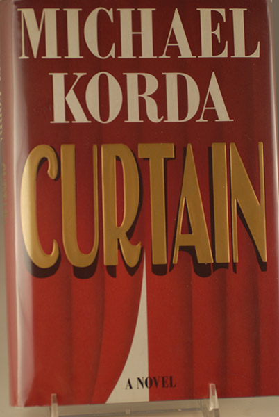 Image for Curtain: A Novel  (First Printing)