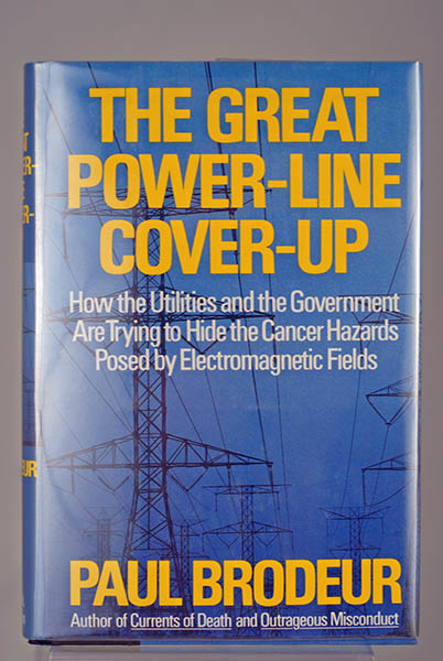 Image for The Great Power-Line Cover-Up: How the Utilities and the Government Are Trying to Hide the Cancer Hazard Posed by Electromagnetic Fields