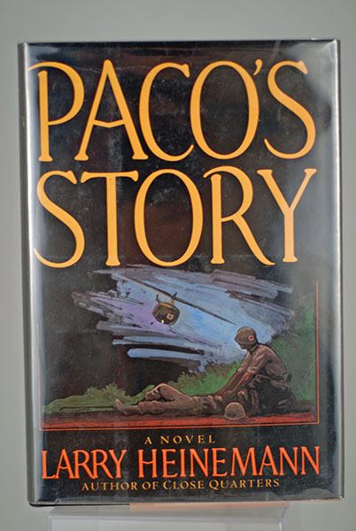Image for Paco's Story (First Printing)
