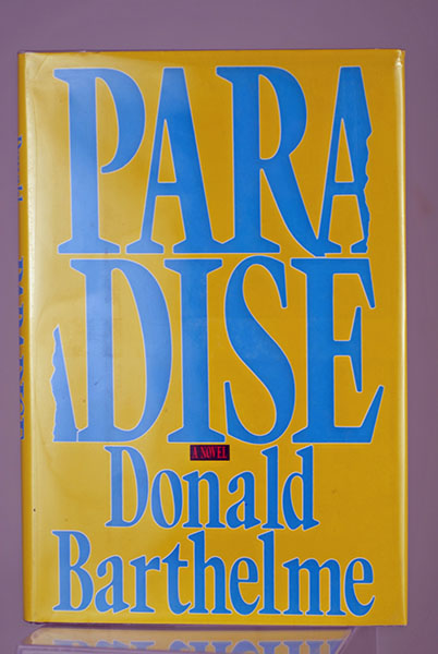 Image for Paradise (Signed First Printing)