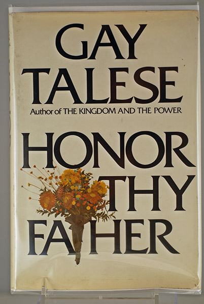 Image for HONOR THY FATHER
