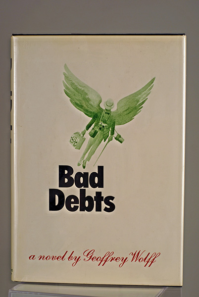 Image for Bad Debts (Signed By Author)