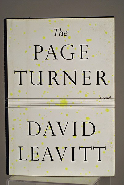 Image for The Page Turner: A Novel (Signed)