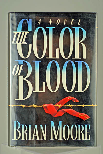 Image for The Color of Blood (First Printing)