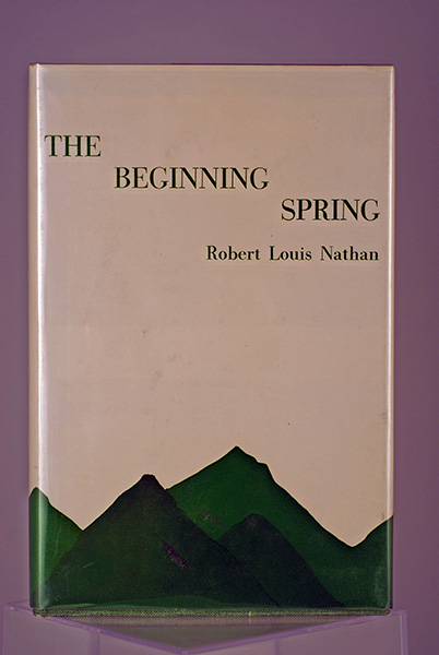 Image for THE BEGINNING SPRING