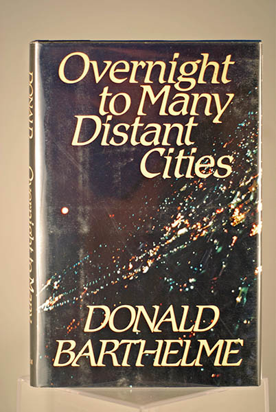 Image for Overnight to Many Distant Cities (Signed 1st Printing)