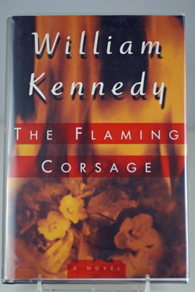 Image for The Flaming Corsage (Signed)