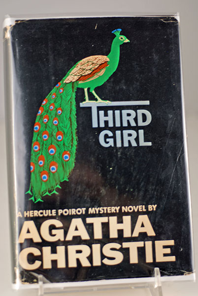 Image for THIRD GIRL  (FIRST PRINTING)