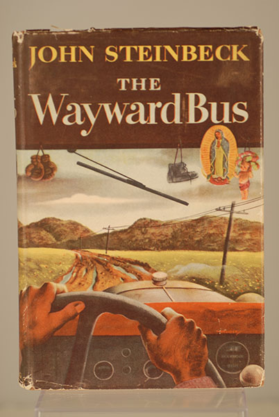 Image for The Wayward Bus (First Print)