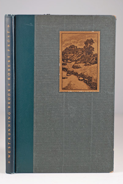 Image for West Running Brook (First Edition)