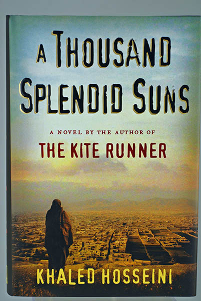 Image for A THOUSAND SPLENDID SUNS (Signed First Printing)