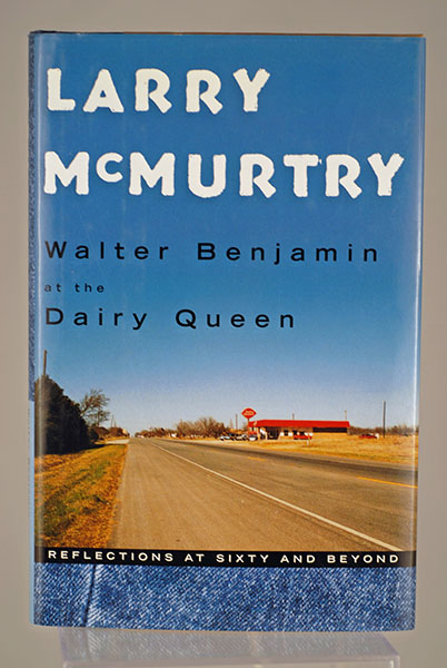 Image for Walter Benjamin at the Dairy Queen: Reflections at Sixty and Beyond  (Signed)