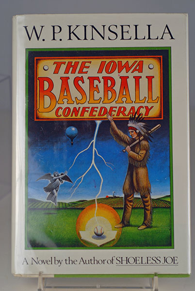 Image for The Iowa Baseball Confederacy (First Printing)