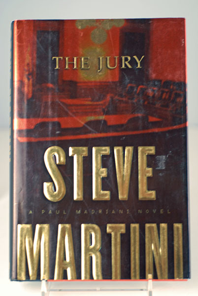Image for The Jury (Signed First Printing)