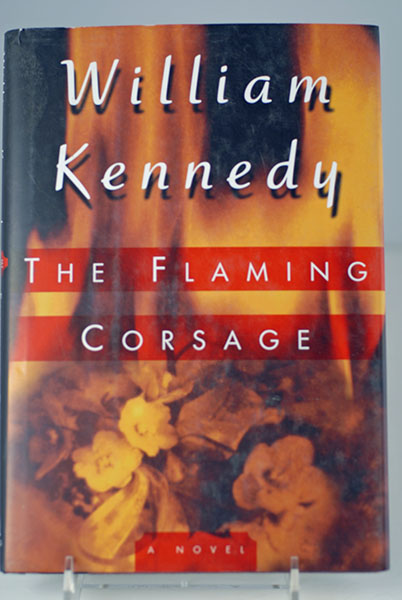 Image for The Flaming Corsage (Signed First Printing)