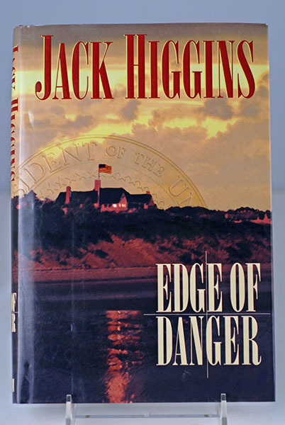 Image for Edge of Danger  (First Printing)